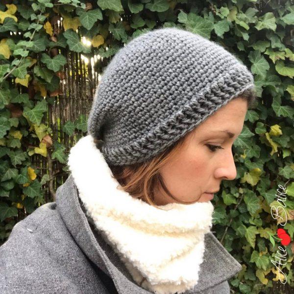 alice balice | bonnet loose | crochet | tutoriel
