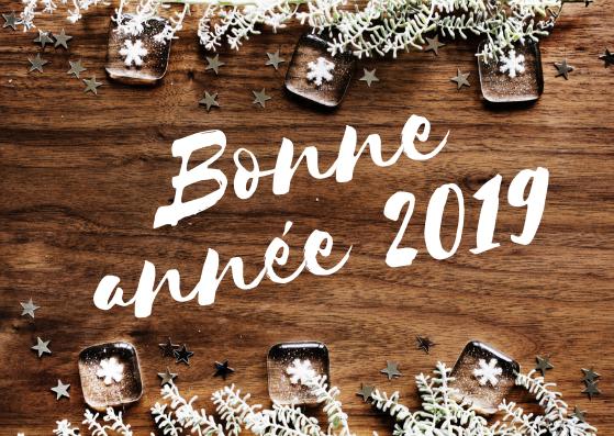 alice balice | bonne année 2019 | voeux