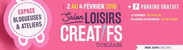 alice balice   salon des loisirs créatifs d'Orléans 2018   coin des blogueuses