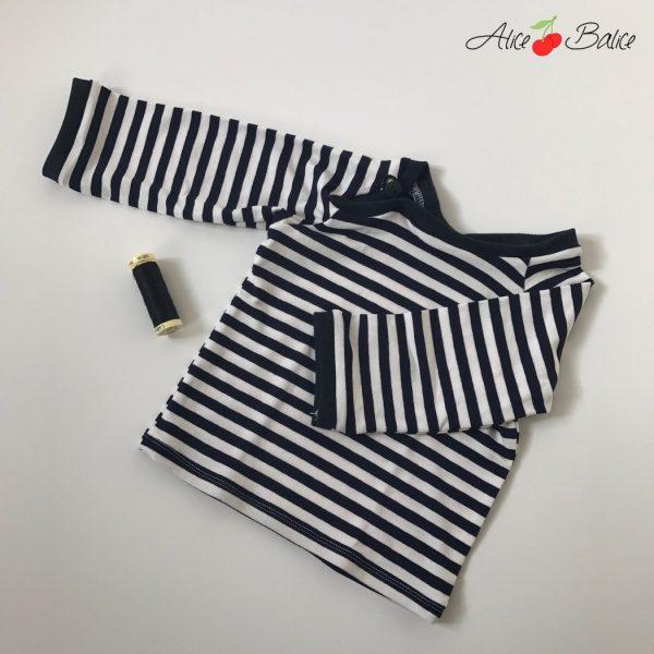 t-shirt enfant   Ottobre Design   Lil' Darling   couture   sewing   vêtement   test cours de couture en ligne Makerist   jersey