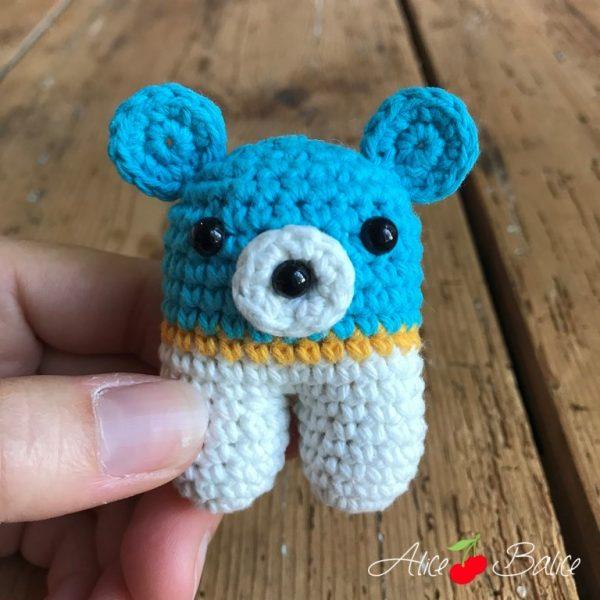 alice balice | tuto crochet | débutante | amigurumi | Bidulours