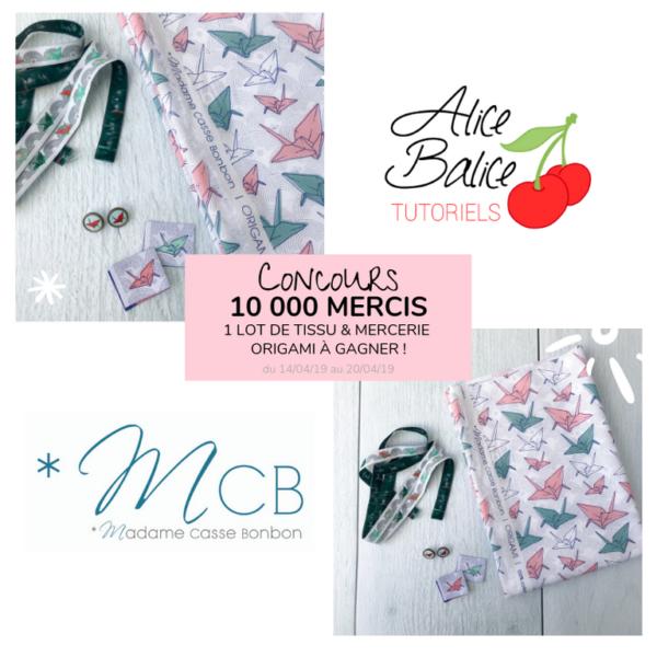 alice balice | 10 concours DIY pour fêter mes 10000 followers sur Facebook | madame casse bonbon